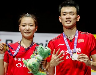 Mixed Doubles 'Great Wall' Intact – Basel 2019