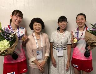 Tokyo Legends Inspiring Current Stars
